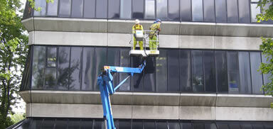 high level cleaning Bolton