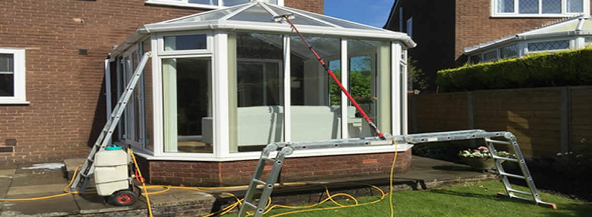 conservatory Cleaning Bolton